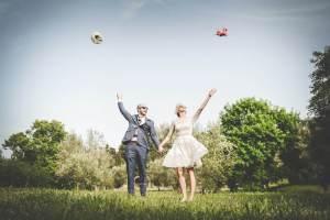 fun wedding in Florence