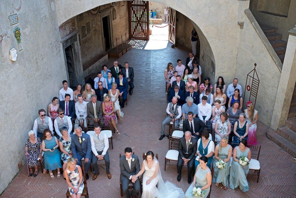 wedding planner tuscany Certaldo