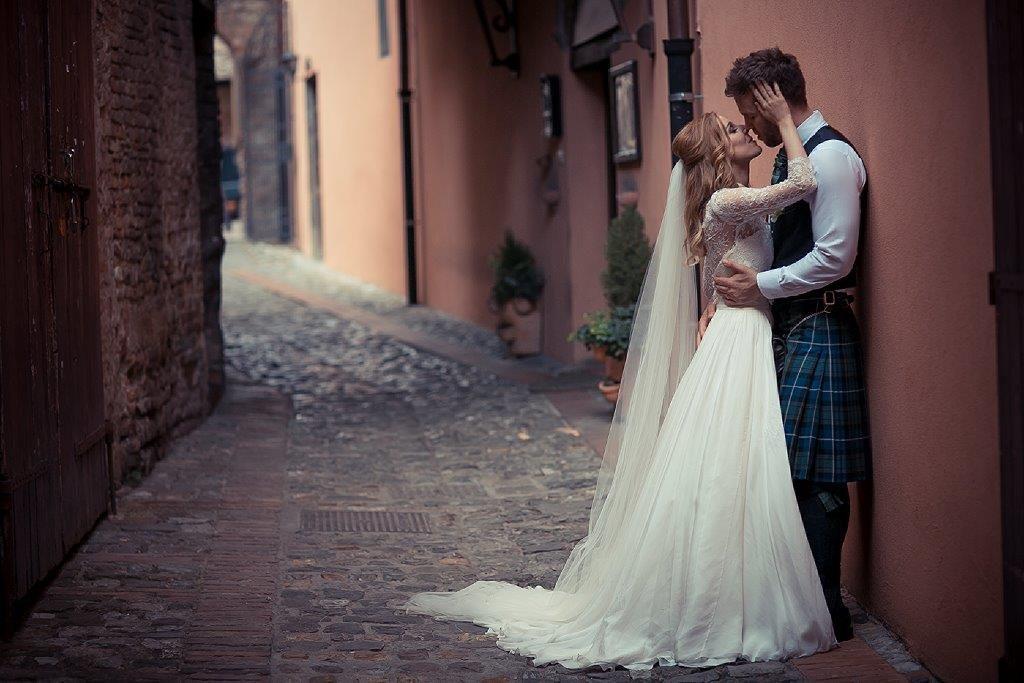 Amy & Steven Tuscany wedding
