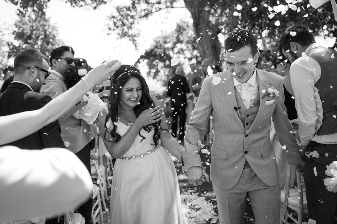 Roshni & Joe symbolic wedding in Tuscany