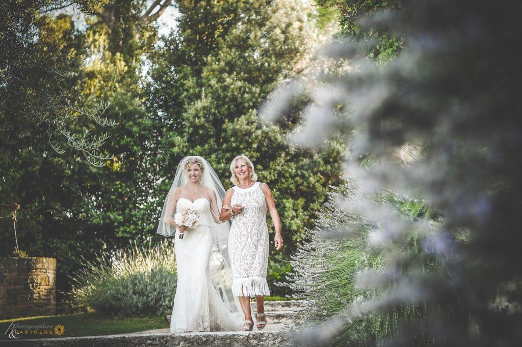 outdoor wedding Italy
