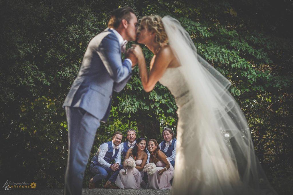 Carine & Frederic wedding in Tuscany