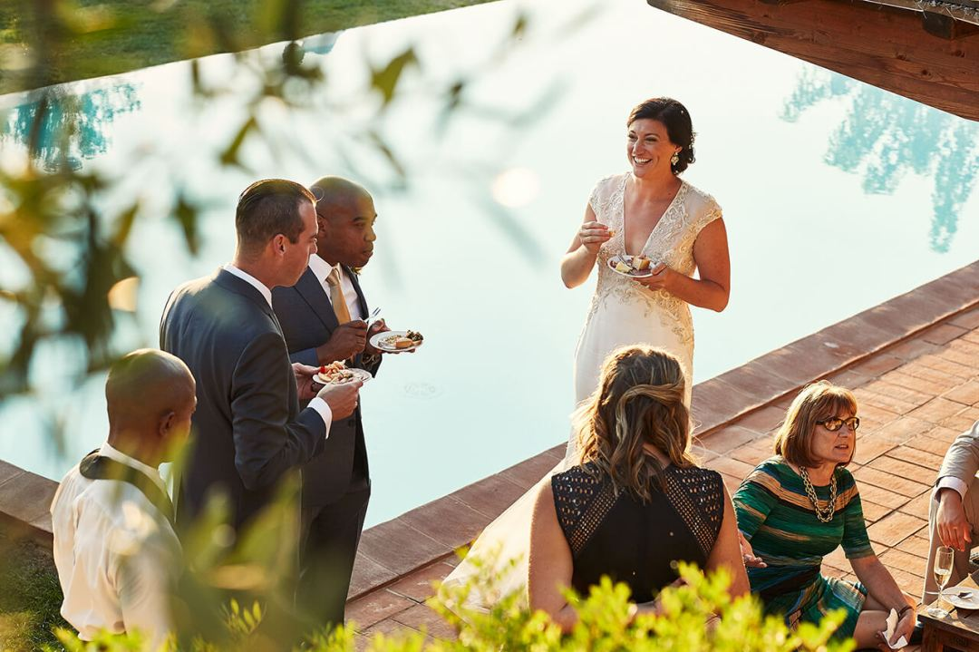 Erica & Rob Wedding at Borgo Petrognano