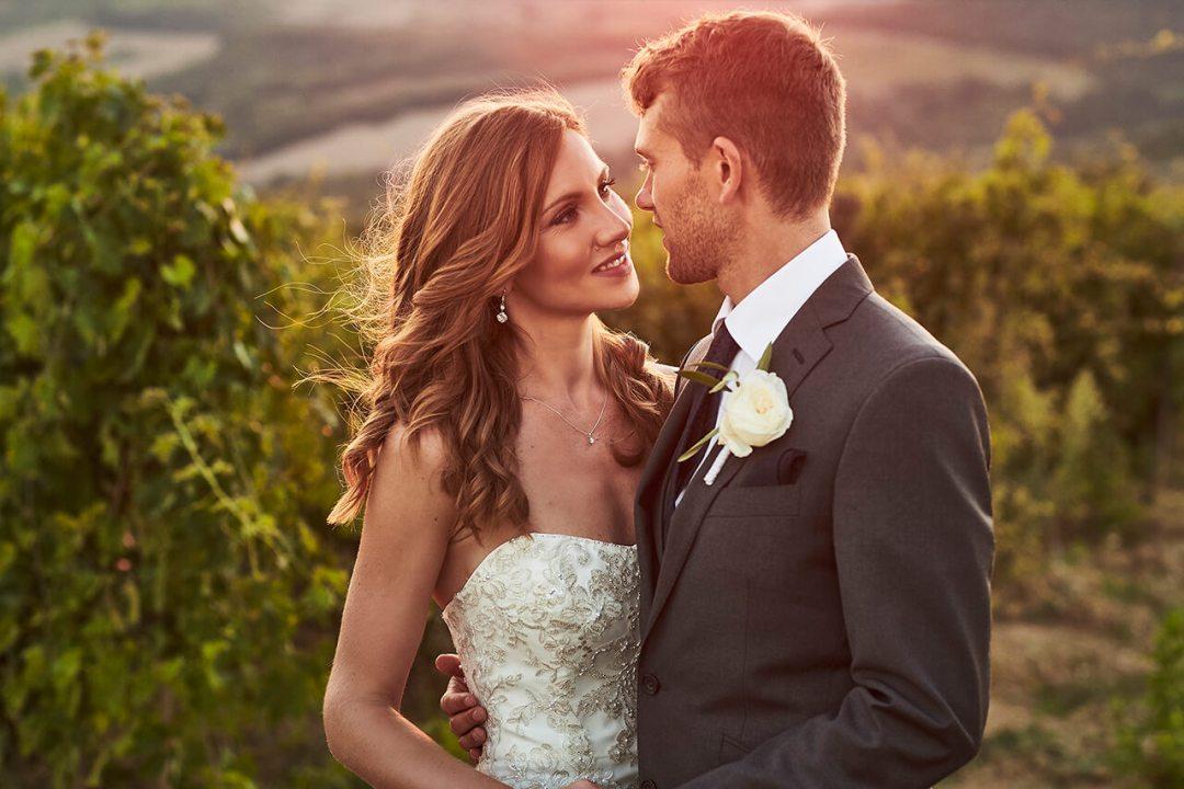 wedding tuscany nature