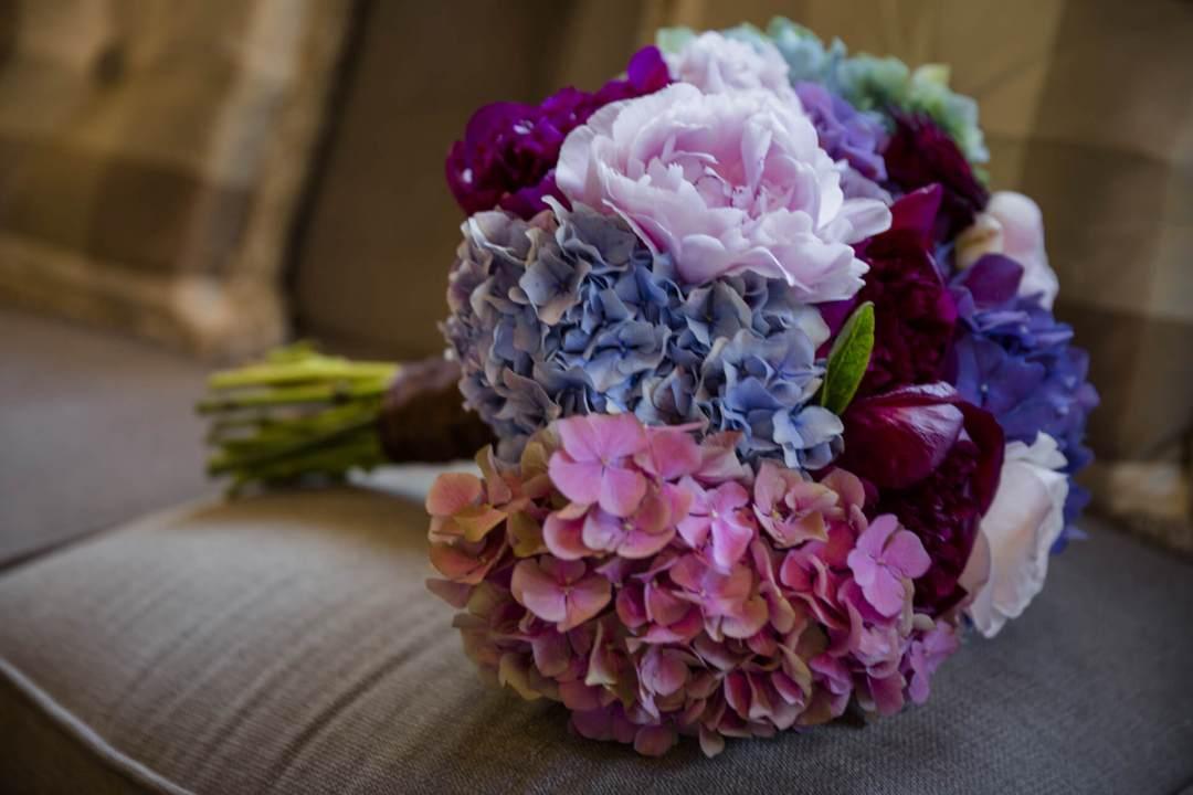 kallie bouquet wedding