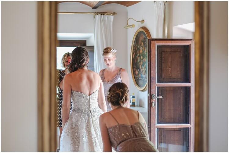 dream wedding venue tuscany