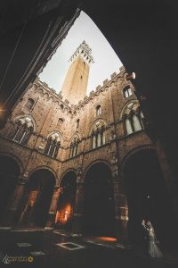 wedding Siena Torre del Mangia