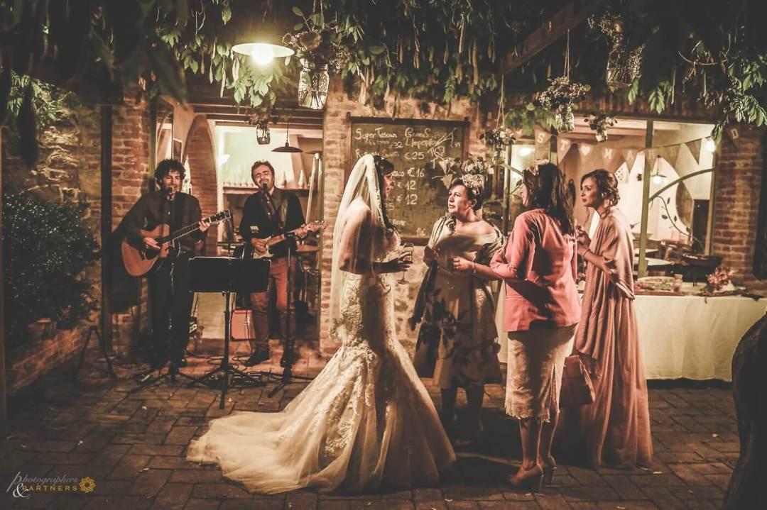 wedding at tenuta di corsignano