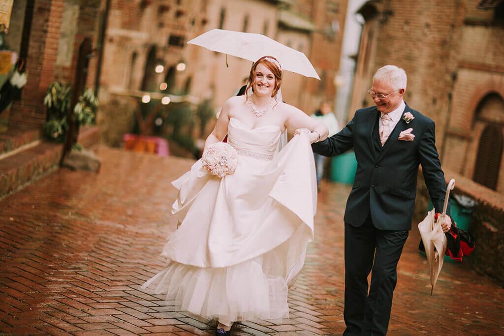 tuscan wedding Certaldo