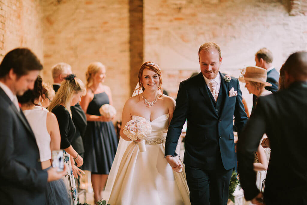 Helen & Lee civil wedding in tuscany