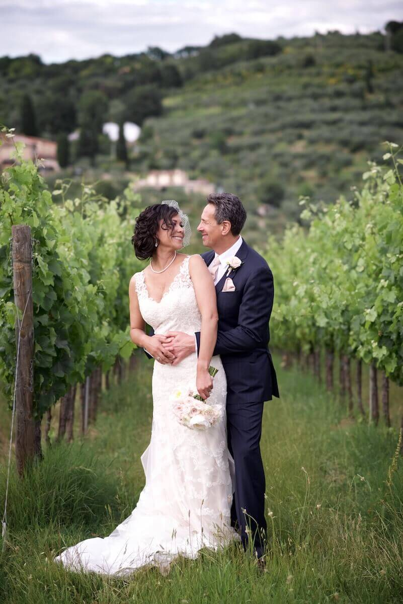 wedding Tuscan countryside