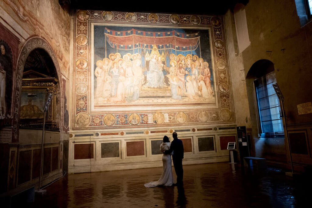 Wedding Palazzo Pubblico Siena