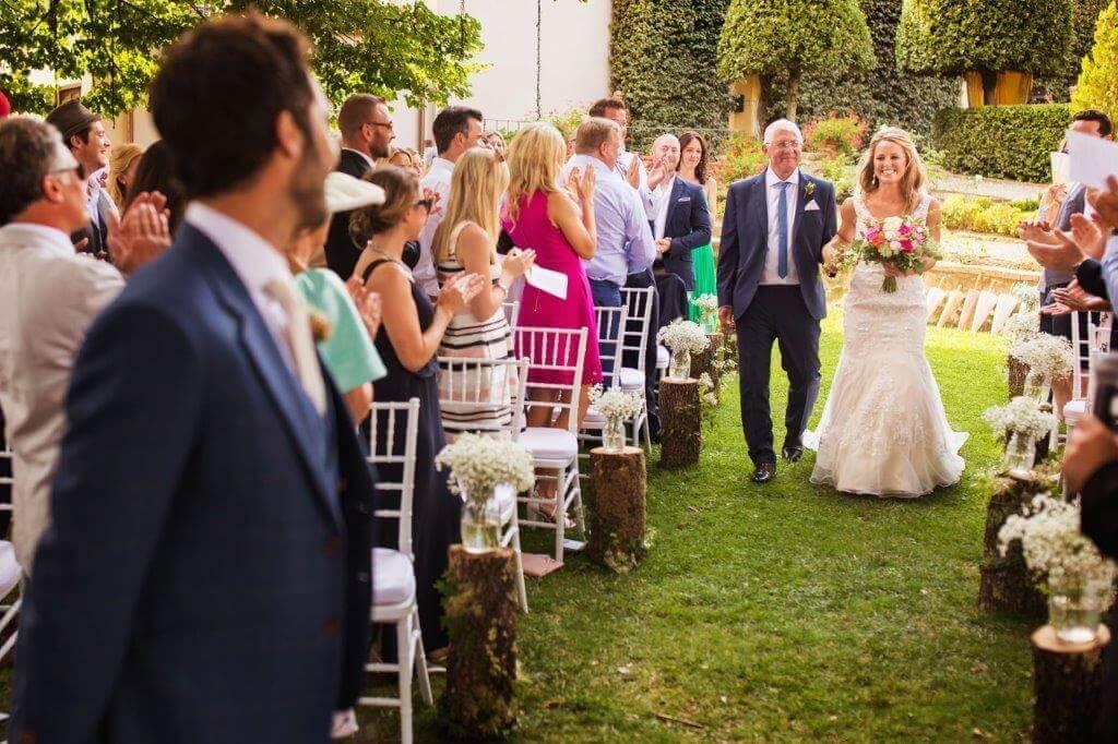 Kate & Alex civil cerimony in Tuscany