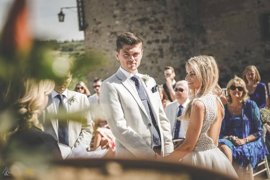 Emma & Edward are now husband and wife