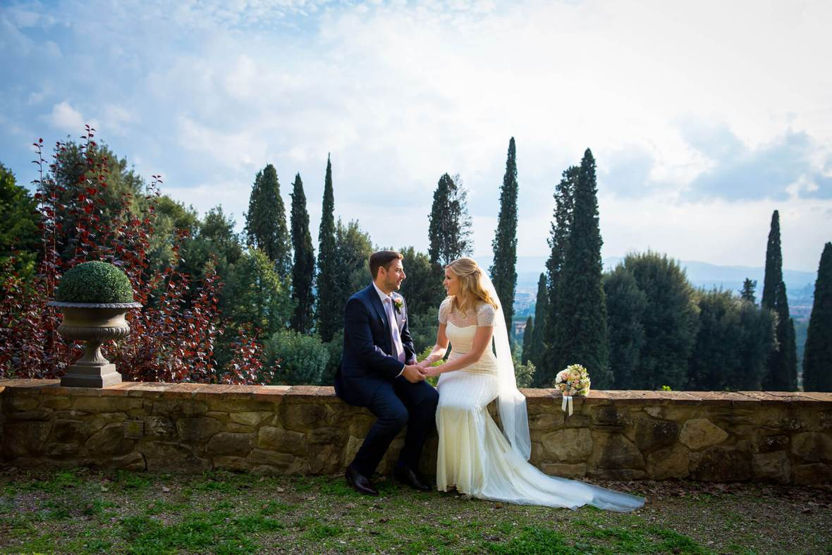 luxury wedding locations in tuscany