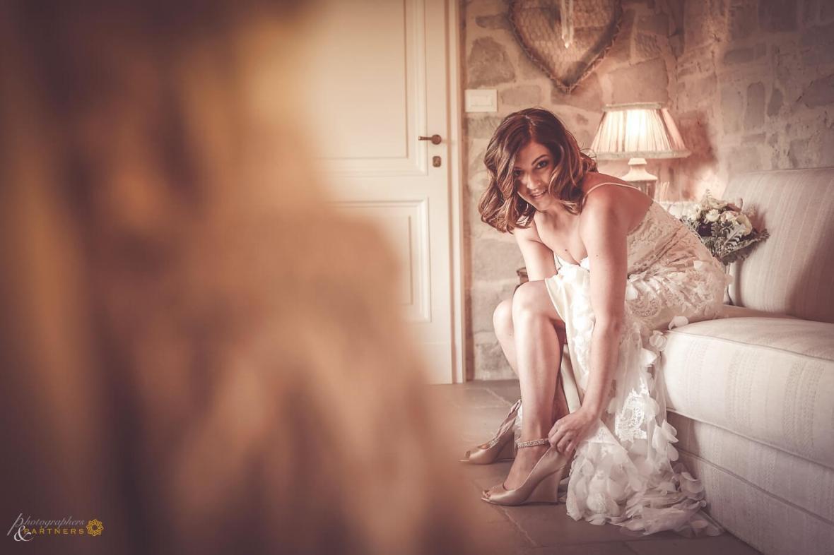 romantic elopment in Italy