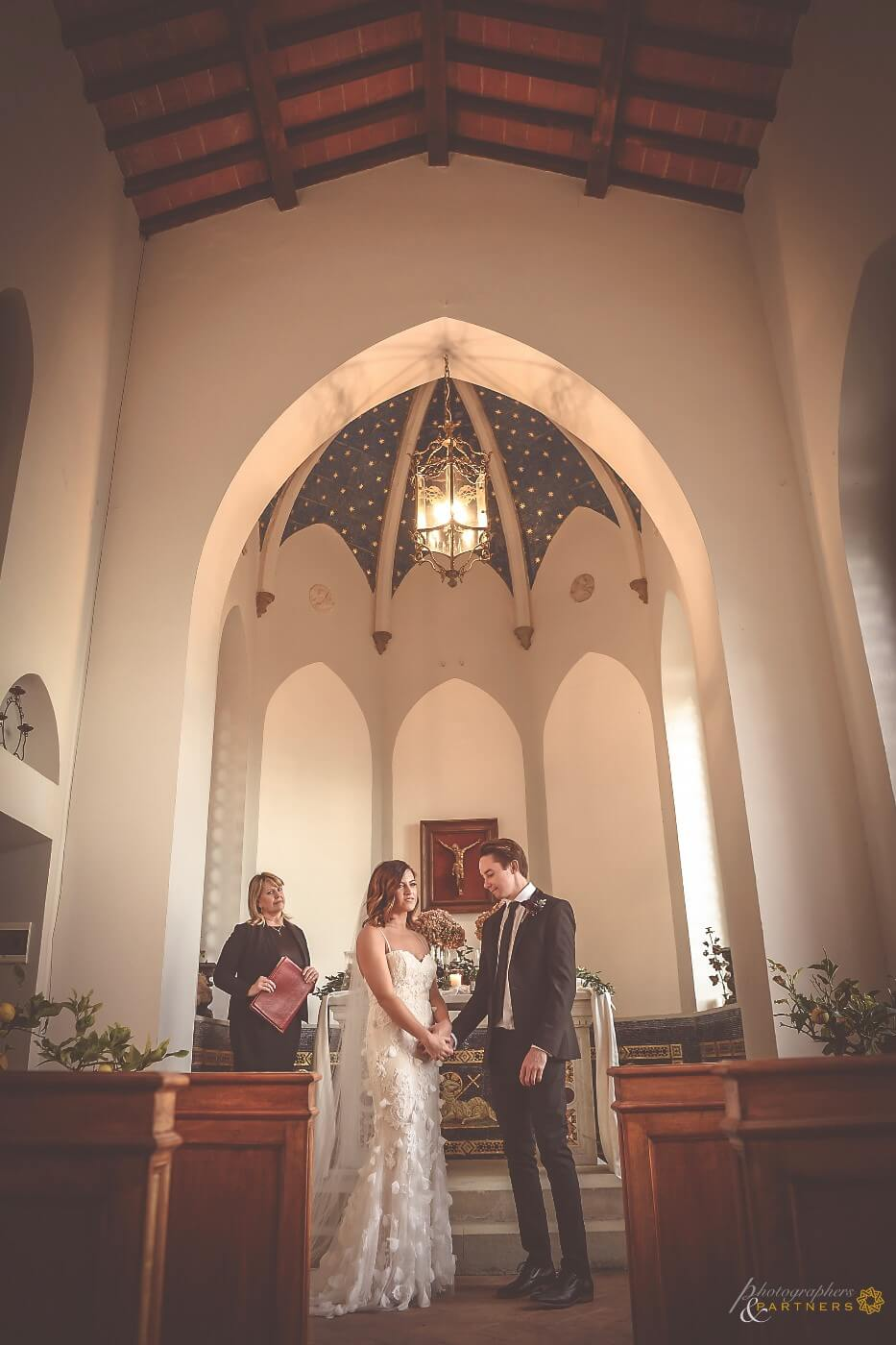 intimate wedding in Florence