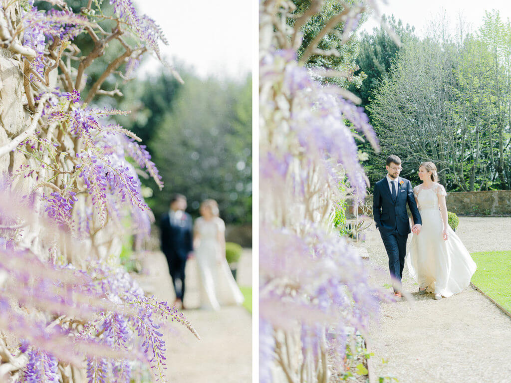 intimate sping wedding in Florece
