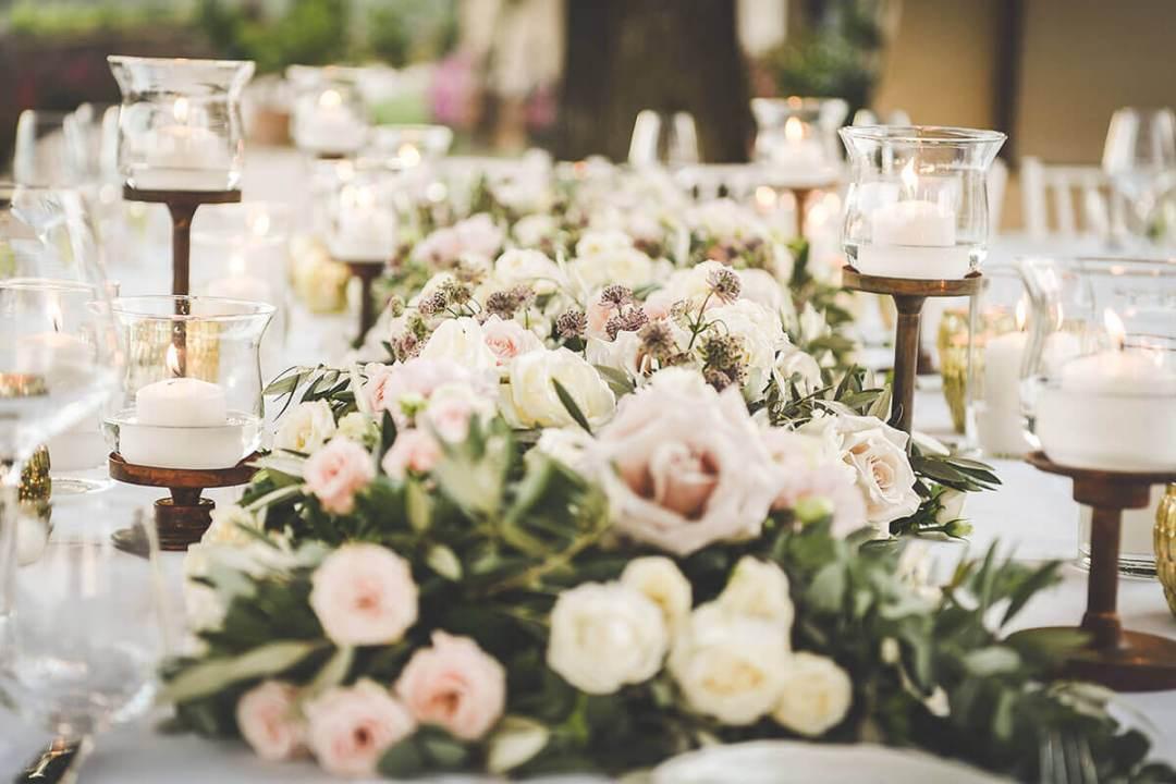 Italian vineyard wedding