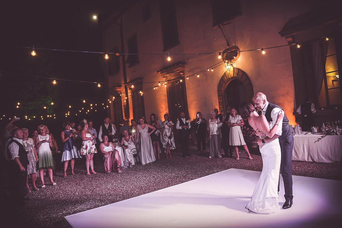 Wedding in toscana