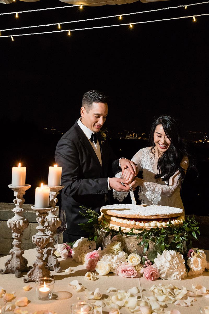 Tuscan wedding planner