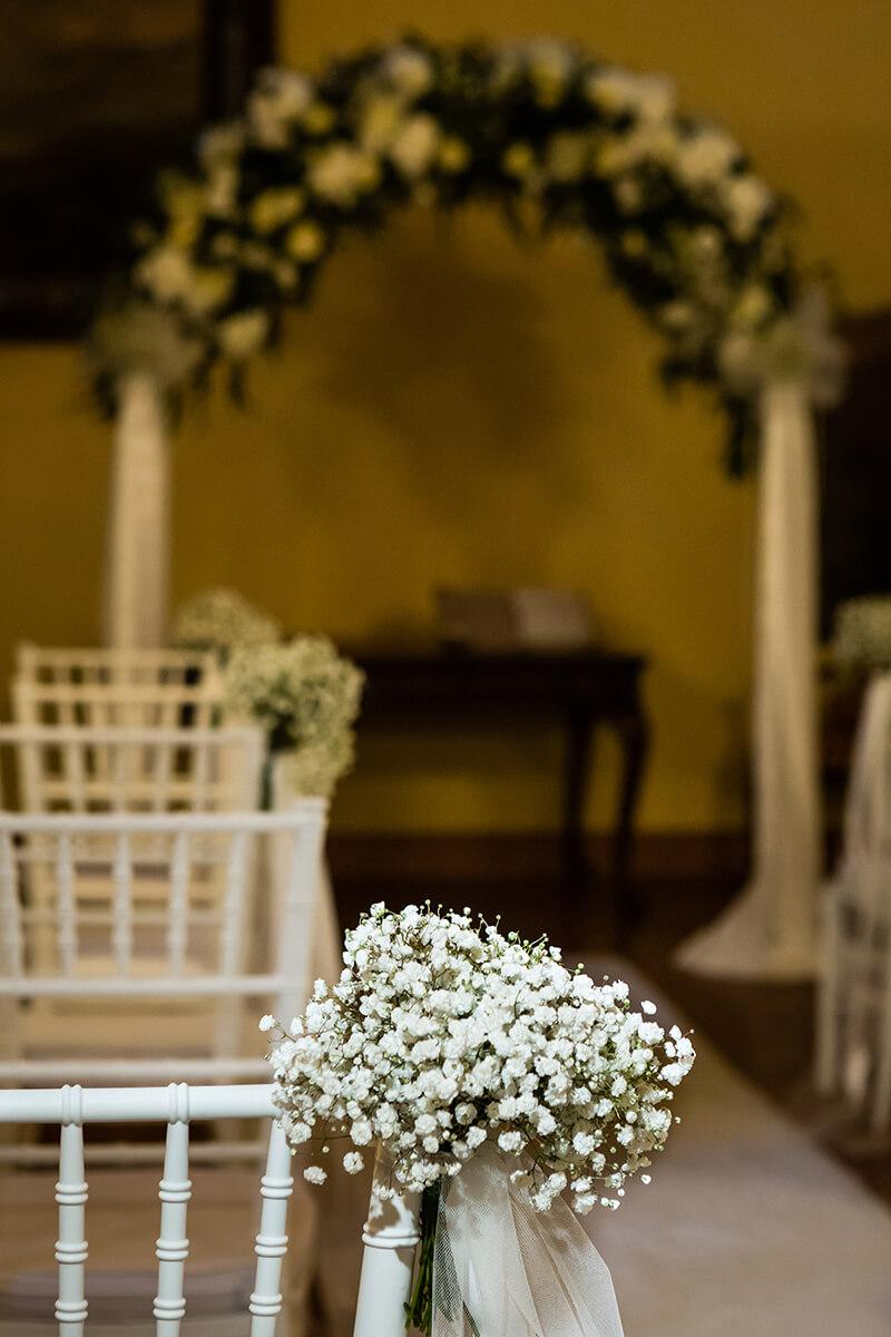 Wedding at Castello il Palgio