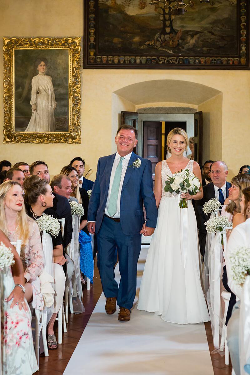Wedding in the heart of Chianti