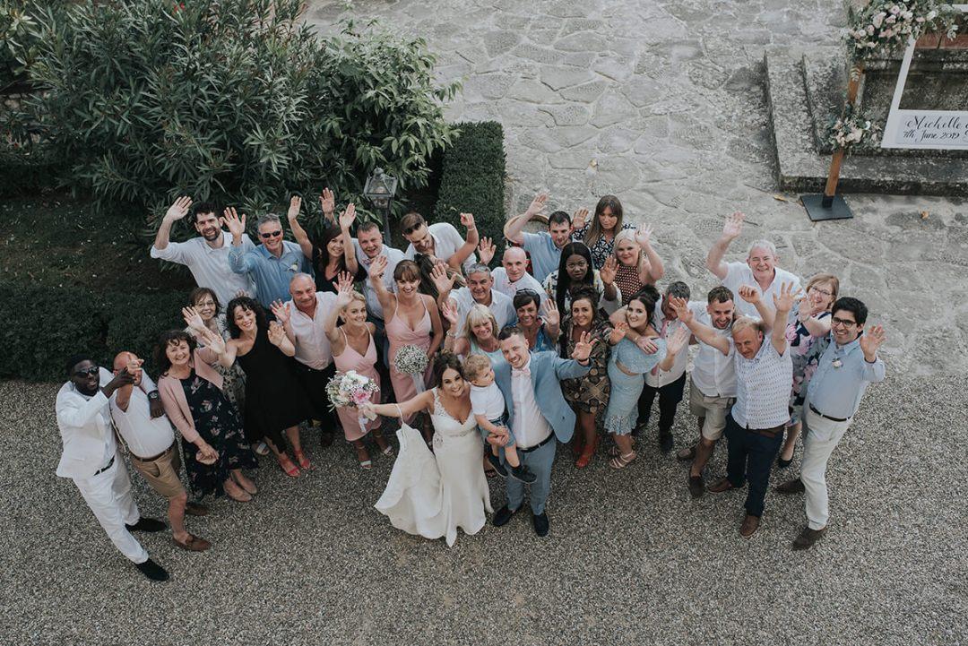 abroad wedding Tuscany