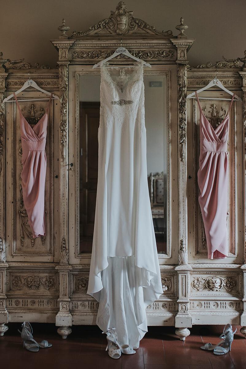 best castle wedding in Florence
