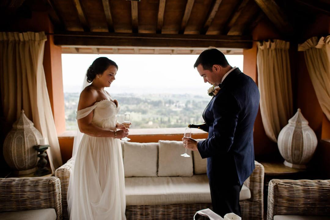 destination wedding tuscany