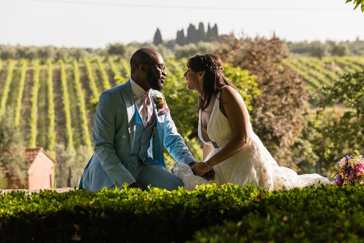 wedding castle for rent in Tuscany