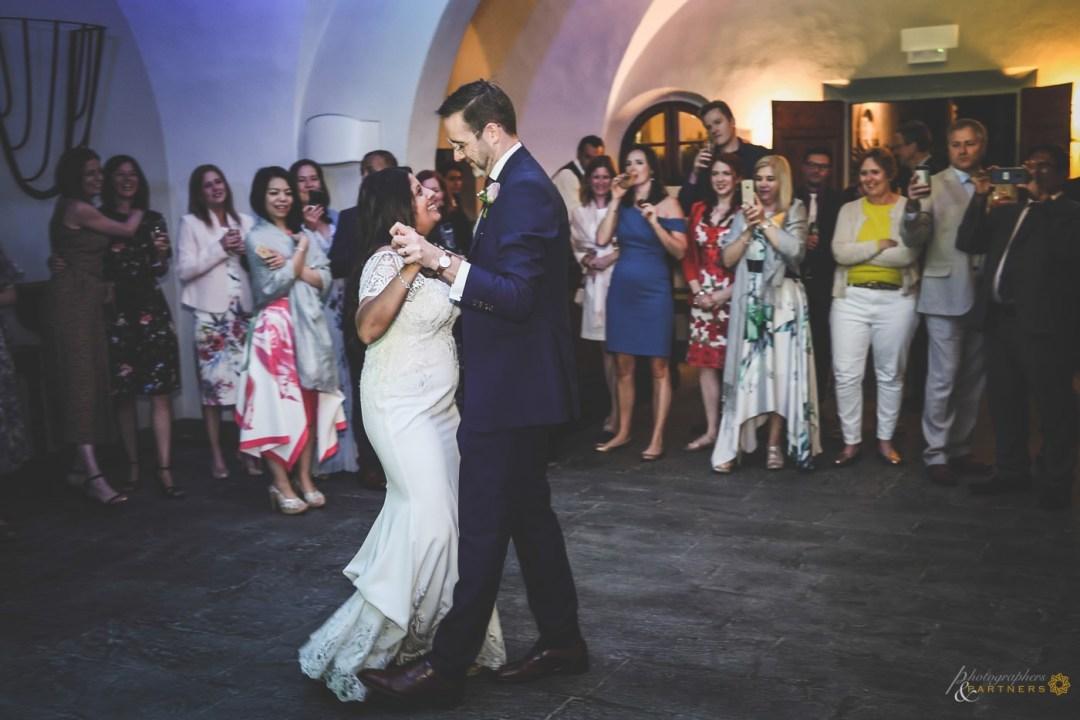 Tuscany wedding planner