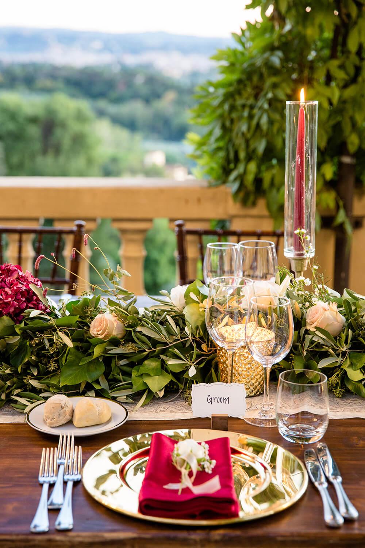 Get married in an Italian Villa