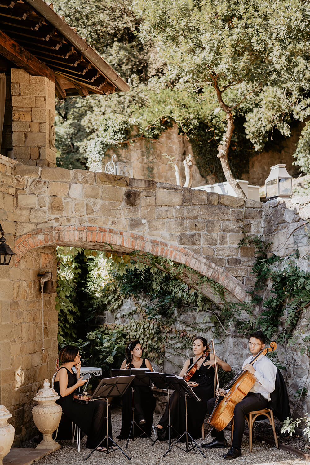 Wedding at Villa le Fontanelle