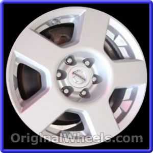 2008 Nissan Frontier Rims 2008 Nissan Frontier Wheels At