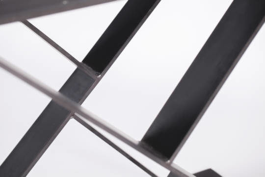 pieds de table en acier z jeane