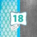 Verjaardagswensen 18 jaar kaart