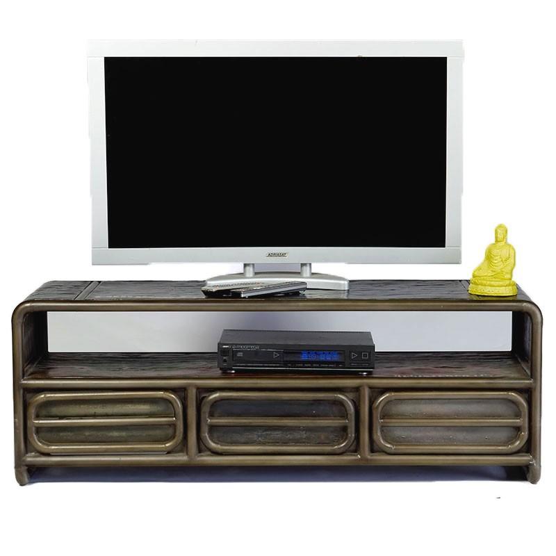 meuble tv industriel sabah