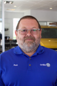 Ron Johnson - Parts Advisor