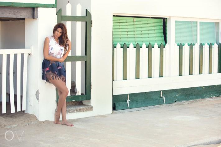 Miss Bikini swimwear photoshoot