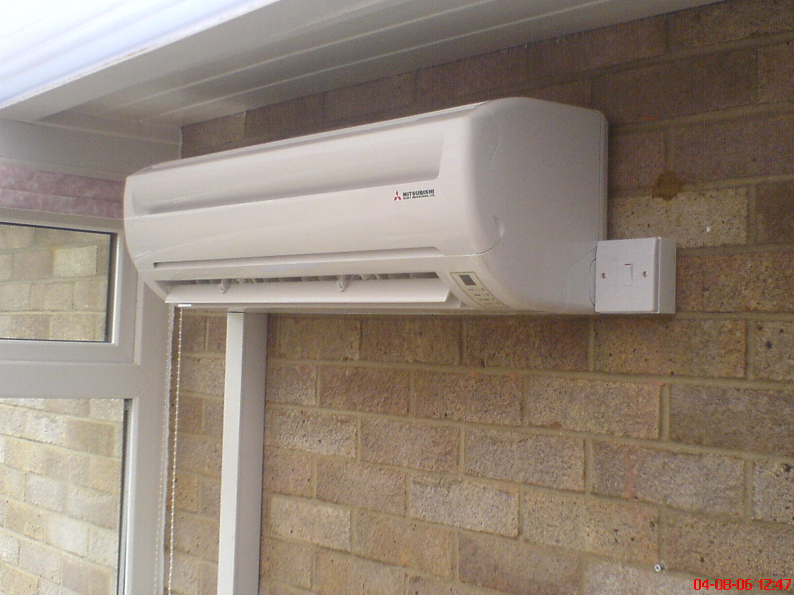 New Home Air Conditioner
