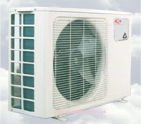 Trianco Activair Air Source Heat Pump S120 12 Kw Btu