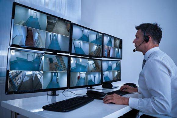 Bay Area surveillance security company in San Jose
