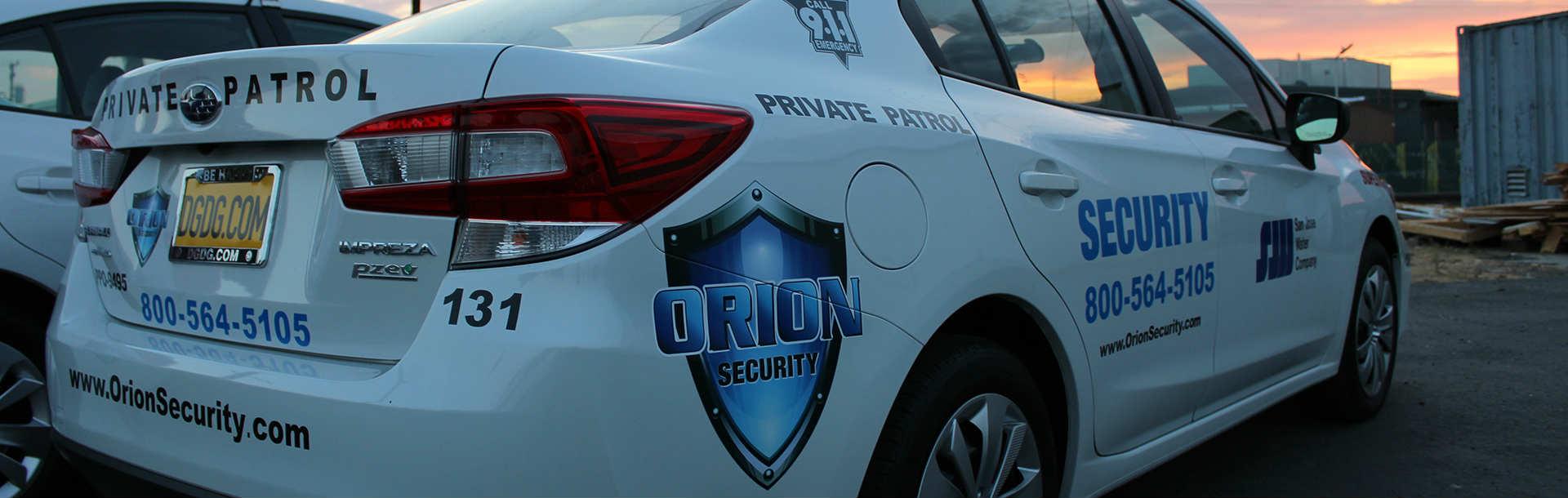 Executive Protection Bay Area