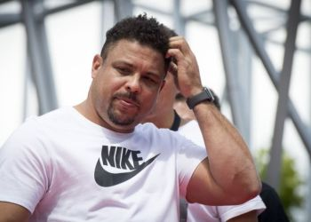 Former Brazil great Ronaldo was discharged from Ibiza clinic following his four-night stay after being admitted due to a flu infection