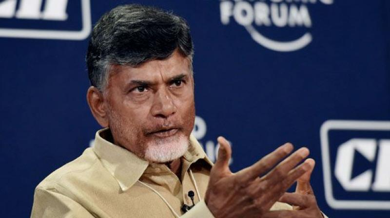Naidu said at least now the Election Commission should review its stand on EVMs.