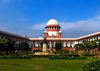 The submission was made by senior advocate Rajeev Dhavan, who is appearing for a Muslim party, when the Supreme Court commenced hearing on the fourth day in the case.