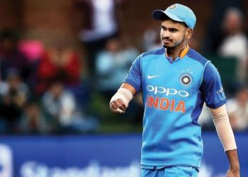 Shreyas is getting ready for the upcoming limited overs series in the Caribbean having earned a recall after a disappointing World Cup snub.
