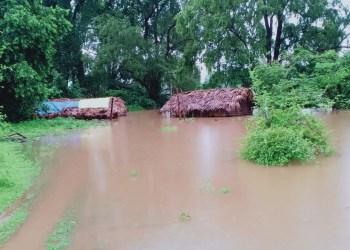 Rain damage in Malkangiri put at Rs 13cr