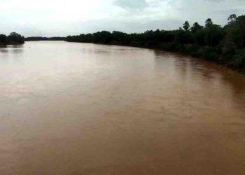 Water level in Baitarani rises